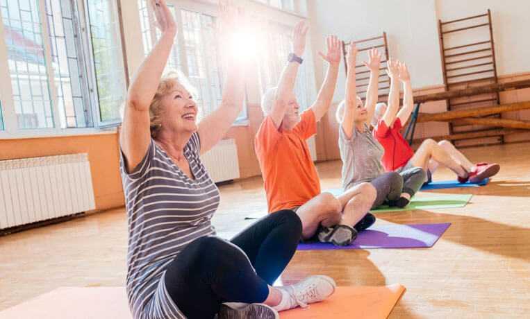 Гимнастика и упражнения при грыже межпозвонкового диска
