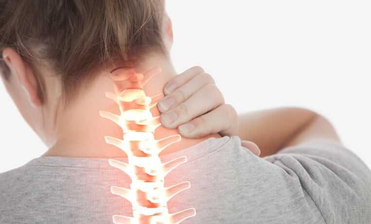 Опасность грыжи диска шейного отдела