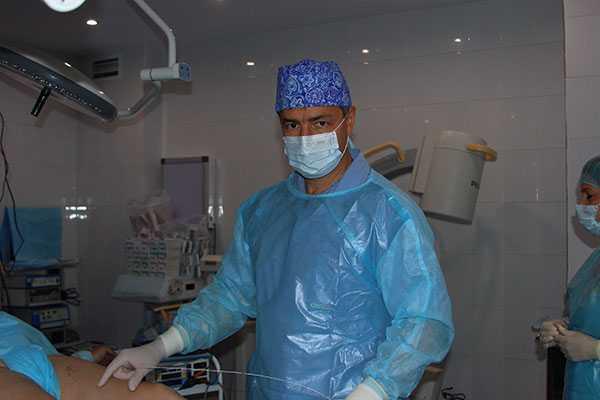 Лечение грыжи диска позвоночника