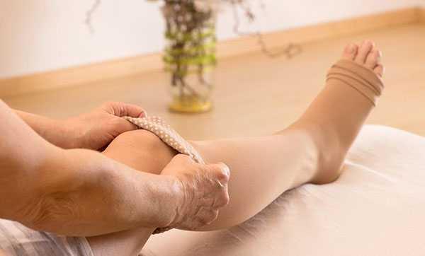 Что делать, если отекли ноги
