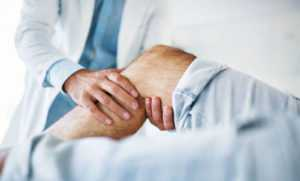 Восстановление после артроскопии коленей