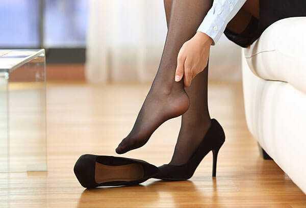 Боль в ногах после статичного положения